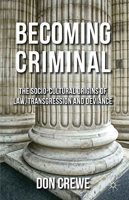Crewe, Don - Becoming Criminal, ebook