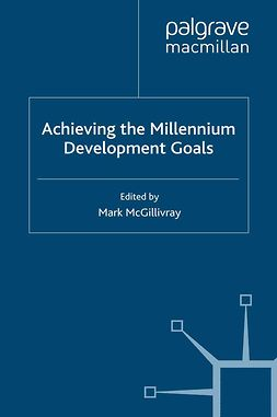 McGillivray, Mark - Achieving the Millennium Development Goals, ebook