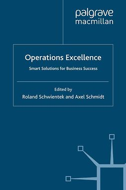 Schmidt, Axel - Operations Excellence, ebook
