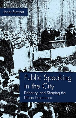 Stewart, Janet - Public Speaking in the City, ebook