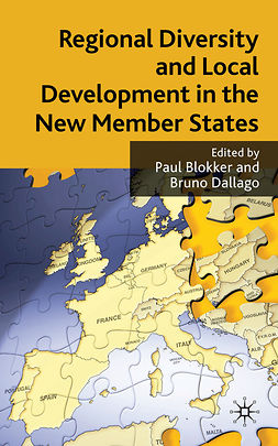 Blokker, Paul - Regional Diversity and Local Development in the New Member States, e-bok