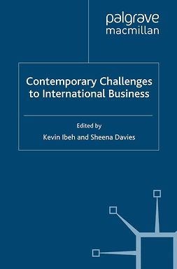 Davies, Sheena - Contemporary Challenges to International Business, e-kirja