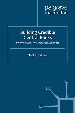 Tshiani, Noël K. - Building Credible Central Banks, ebook