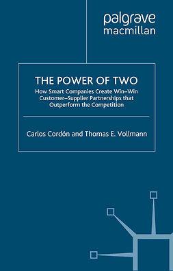 Cordón, Carlos - The Power of Two, ebook