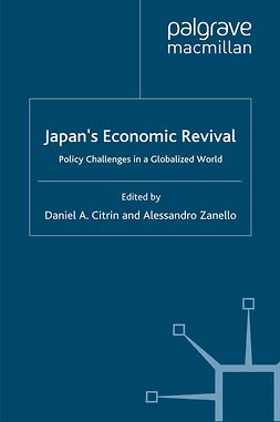 Citrin, Daniel A. - Japan's Economic Revival, e-kirja