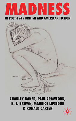 Baker, Charley - Madness in Post-1945 British and American Fiction, ebook