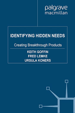 Goffin, Keith - Identifying Hidden Needs, ebook