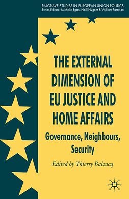 Balzacq, Thierry - The External Dimension of EU Justice and Home Affairs, e-kirja