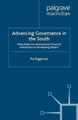 Riggirozzi, Pia - Advancing Governance in the South, ebook