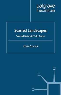 Pearson, Chris - Scarred Landscapes, ebook