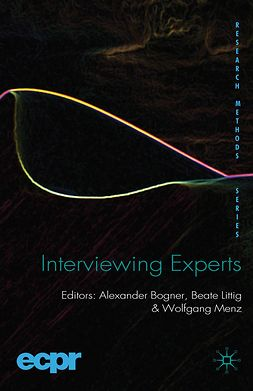 Bogner, Alexander - Interviewing Experts, ebook