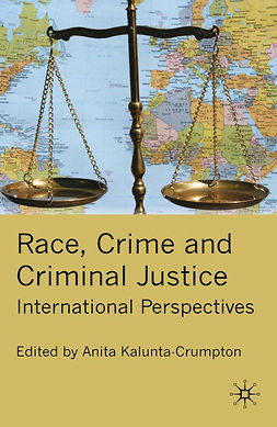 Kalunta-Crumpton, Anita - Race, Crime and Criminal Justice, e-bok