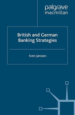 Janssen, Sven - British and German Banking Strategies, ebook