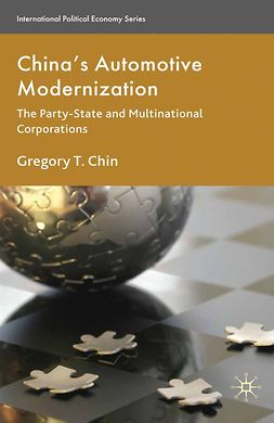 Chin, Gregory T. - China's Automotive Modernization, ebook