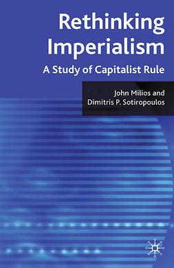 Milios, John - Rethinking Imperialism, e-kirja