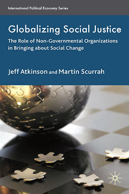 Atkinson, Jeffrey - Globalizing Social Justice, e-bok
