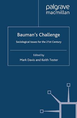Davis, Mark - Bauman's Challenge, ebook