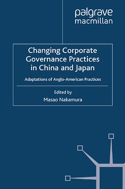 Nakamura, Masao - Changing Corporate Governance Practices in China and Japan, ebook