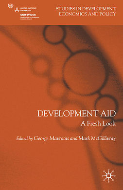Mavrotas, George - Development Aid, e-bok