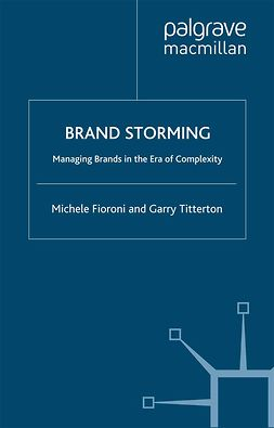Fioroni, Michele - Brand Storming, ebook
