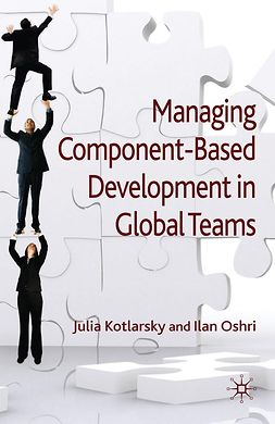 Kotlarsky, Julia - Managing Component-Based Development in Global Teams, ebook