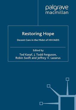 Ferguson, J. Todd - Restoring Hope, ebook
