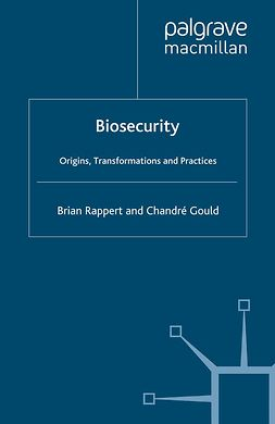 Gould, Chandré - Biosecurity, e-kirja