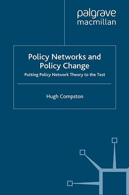 Compston, Hugh - Policy Networks and Policy Change, e-bok