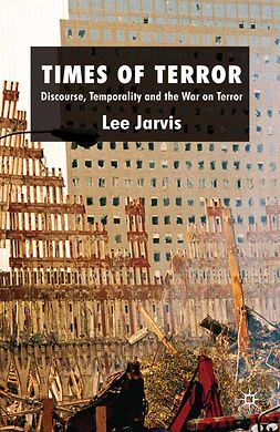 Jarvis, Lee - Times of Terror, ebook
