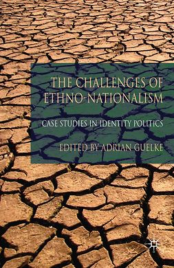 Guelke, Adrian - The Challenges of Ethno-Nationalism, ebook