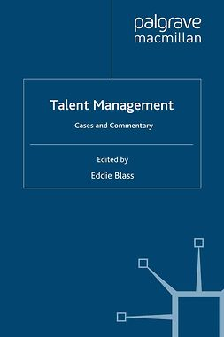 Blass, Eddie - Talent Management, ebook