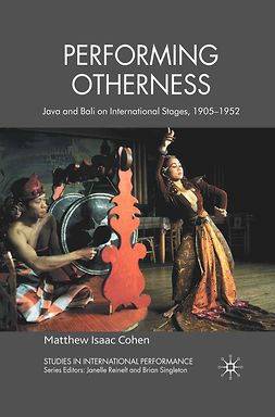 Cohen, Matthew Isaac - Performing Otherness, ebook