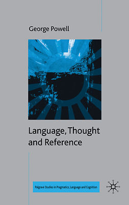 Powell, George - Language, Thought and Reference, ebook