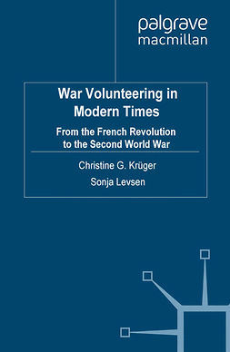 Krüger, Christine G. - War Volunteering in Modern Times, ebook
