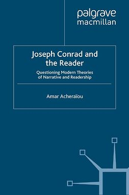 Acheraïou, Amar - Joseph Conrad and the Reader, ebook