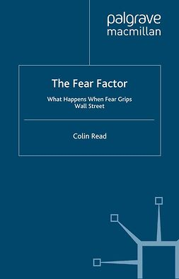 Read, Colin - The Fear Factor, ebook