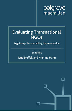 Hahn, Kristina - Evaluating Transnational NGOs, e-bok