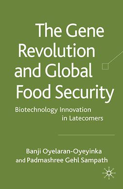 Oyelaran-Oyeyinka, Banji - The Gene Revolution and Global Food Security, ebook
