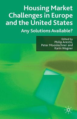 Arestis, Philip - Housing Market Challenges in Europe and the United States, ebook