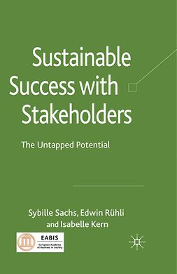Kern, Isabelle - Sustainable Success with Stakeholders, ebook