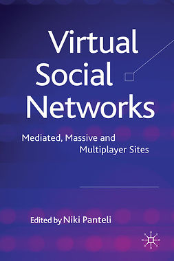 Panteli, Niki - Virtual Social Networks, ebook