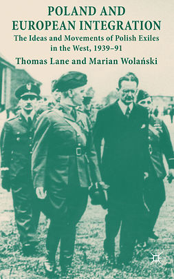 Lane, Thomas - Poland and European Integration, ebook