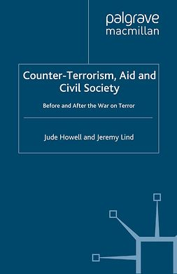 Howell, Jude - Counter-Terrorism, Aid and Civil Society, ebook
