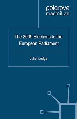 Lodge, Juliet - The 2009 Elections to the European Parliament, ebook