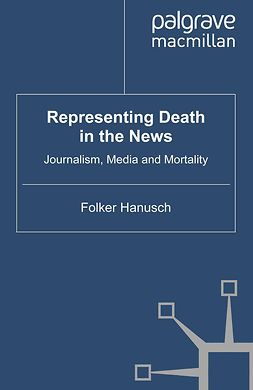 Hanusch, Folker - Representing Death in the News, ebook