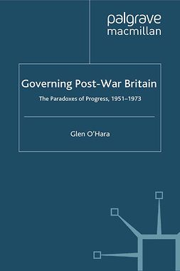 O'Hara, Glen - Governing Post-War Britain, ebook