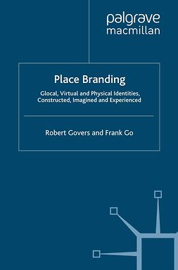 Go, Frank - Place Branding, ebook