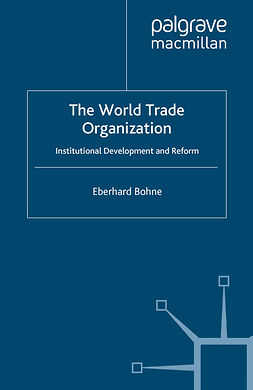 Bohne, Eberhard - The World Trade Organization, ebook