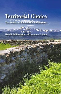 Baldersheim, Harald - Territorial Choice, ebook