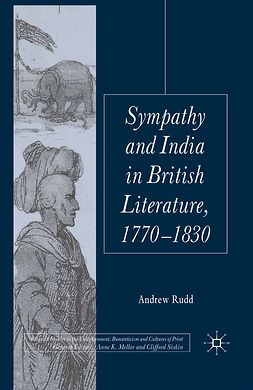 Rudd, Andrew - Sympathy and India in British Literature, 1770–1830, ebook